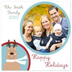 Jolly Reindeer Greetings