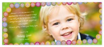Holiday Spirit Holiday Photo Cards