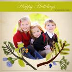 Holiday Branches by Jessica Rae Gordon