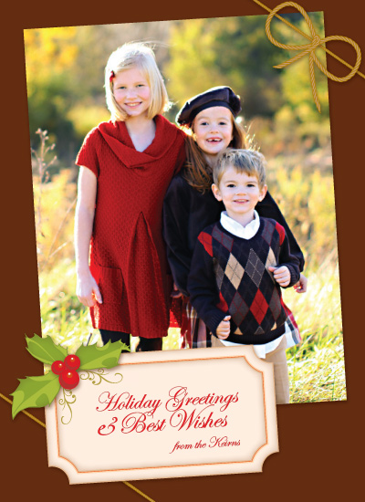 holiday photo cards - Holiday Package by Sparkmymind Designs