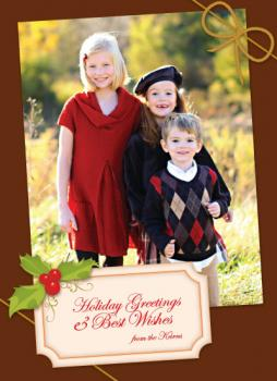 Holiday Package Holiday Photo Cards