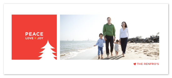 holiday photo cards - Holiday Pop by chica design