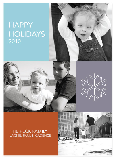 holiday photo cards - Modern Family by Maria Estigoy