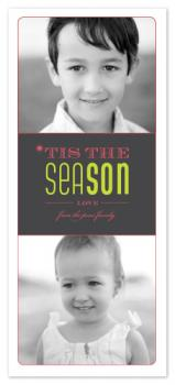 Tis the son of god Holiday Photo Cards