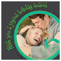 Joyous Holiday Greeting