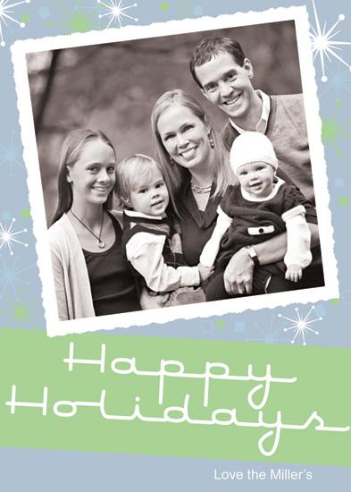 holiday photo cards - Deco by Lulu Creates
