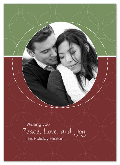 holiday photo cards - Warm Holidays by Annalisha Johnson
