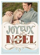 Joyeux Noel by pottsdesign