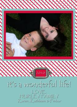 Candy Cane Fun Holiday Photo Cards