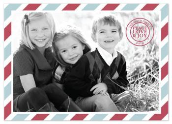 beri post Holiday Photo Cards