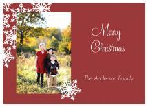 Family Snowflakes by Laurel Goodroe