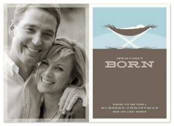 unto us Holiday Photo Cards
