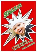 Shazam! by Katie Venti