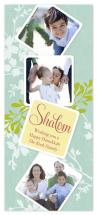 Shalom by hatched prints