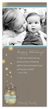 Holiday Spirit Holiday Photo Cards
