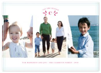 'tis the season Holiday Photo Cards