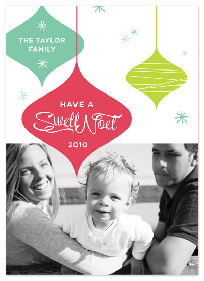 holiday photo cards - Swell Noel Part II by Tracy White Taylor