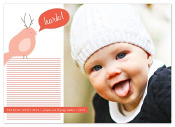 Hark! Holiday Photo Cards
