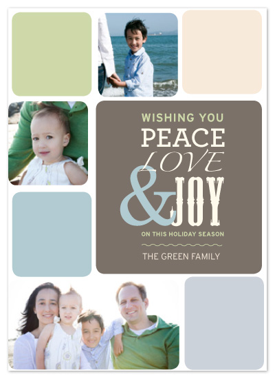 holiday photo cards - Holiday Card by Diana Heom