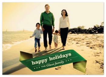 Greenbelt Holiday Photo Cards