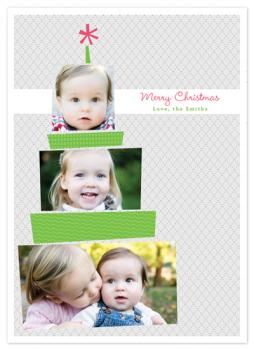 Holiday Family Tree Holiday Photo Cards