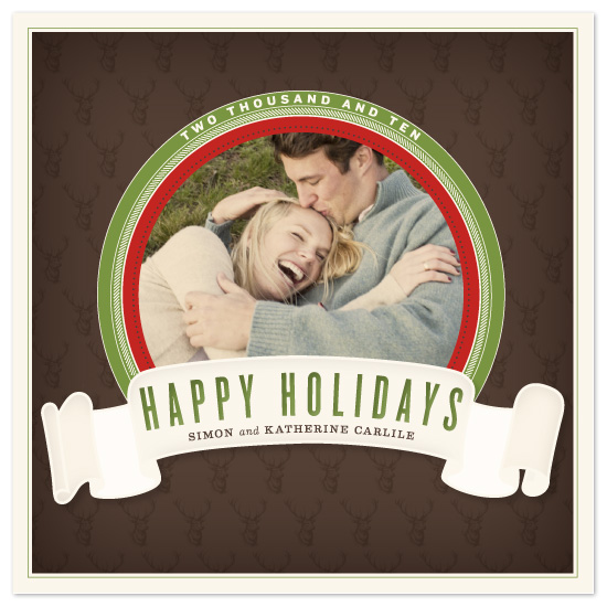 holiday photo cards - Holiday Banner by LOVEkacie