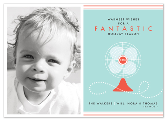 holiday photo cards - Fantastic by b.wise papers