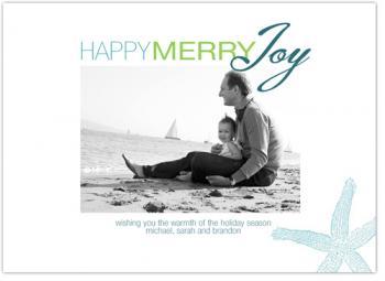 Happy Merry Joy Beach Colors