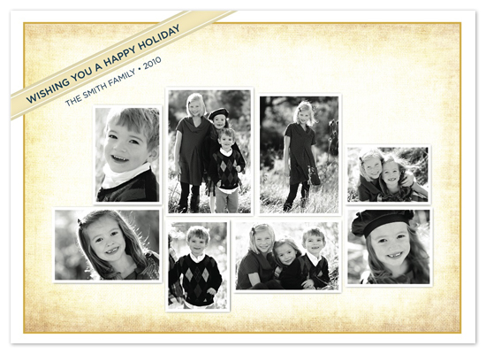 holiday photo cards - beri multi oldstyle by keriberi