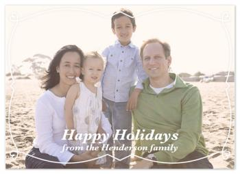 fasd Holiday Photo Cards