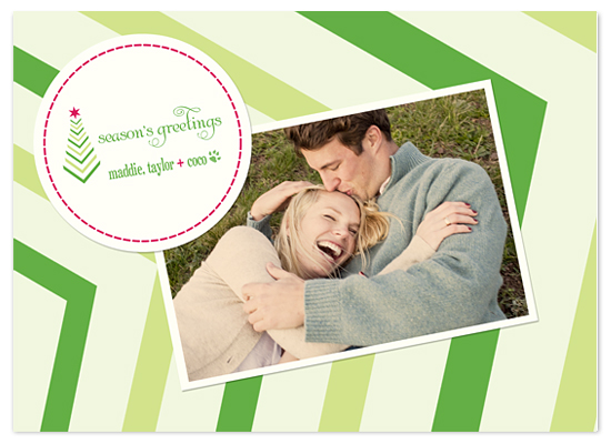 holiday photo cards - Holiday Gift Label by MAGG + LOUIE