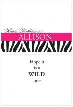 Wild Birthday Wishes by Laurel Goodroe