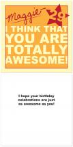 You're Awesome! by Audrey Clayton