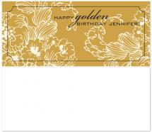 Golden Birthday by Audrey Clayton