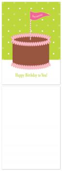 Birthday Pennant Birthday Cards