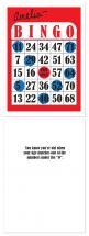 Bingo by Audrey Clayton