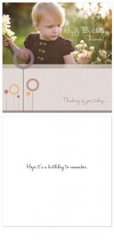 Baby Girl Birthday Card Birthday Cards