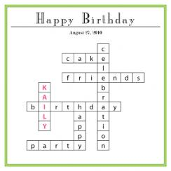 Let Me Spell It Out For You! Birthday Cards