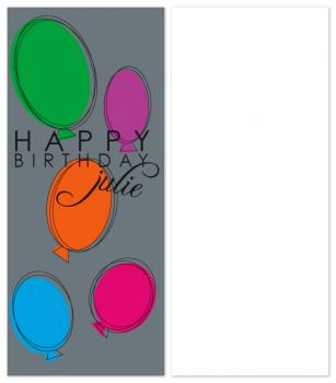 Balloon Birthday Birthday Cards