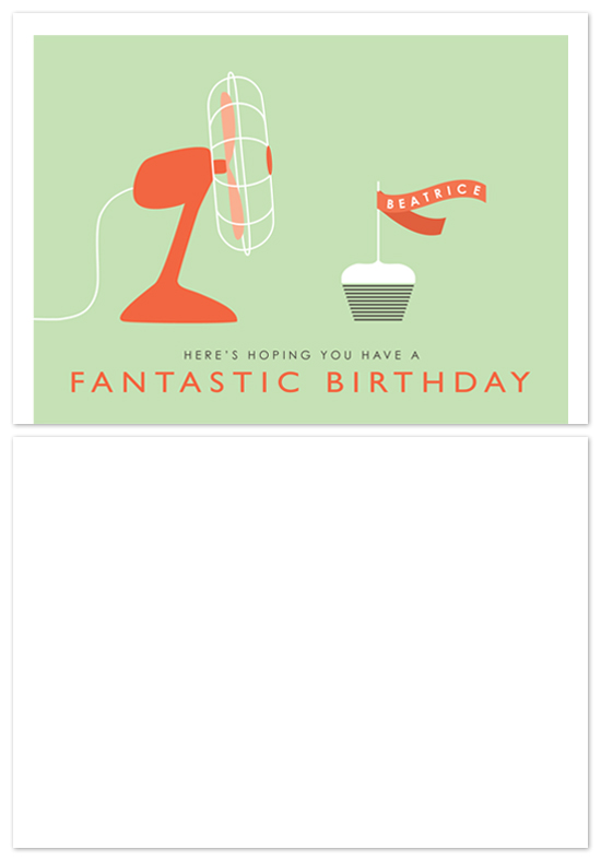 birthday cards - Fantastic Birthday by Alston Wise