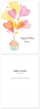 Millions Wishes Birthday Cards