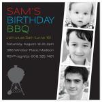 Birthday BBQ by Rachel Barnes