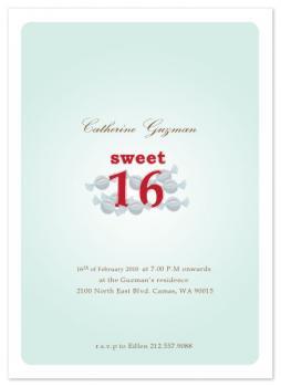 sweet candy sixteen