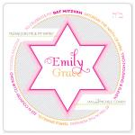 Bat Mitzvah Star by Tenley Reyno