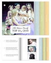 Top 10 of 2010 by Rachel Barnes
