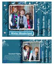 A Wintery Wonderland by Aubrey Buller