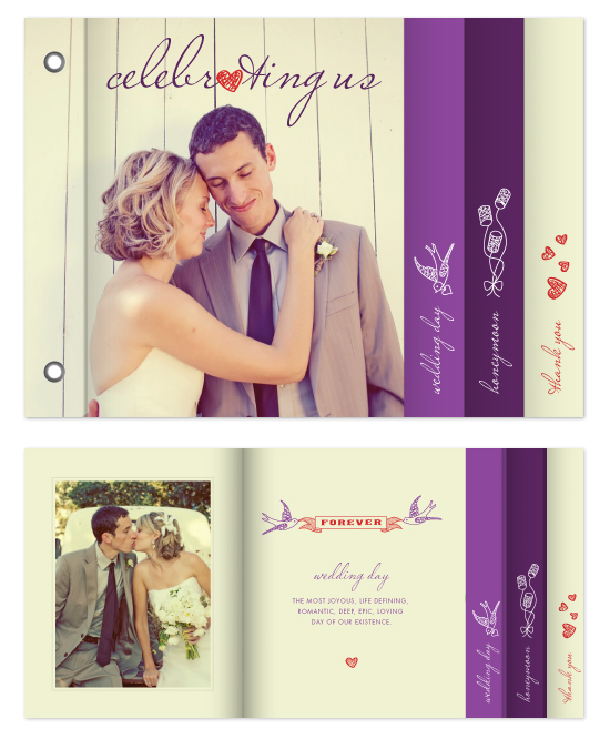 minibook cards - Scribble My Heart by Yolanda Mariak Chendak