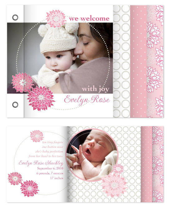 minibook cards - Mums for Mummy by Tenley Reyno