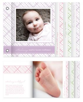 Little Toes Minibook Cards