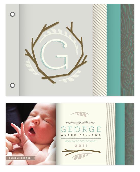 minibook cards - Tiny Twig by Moglea